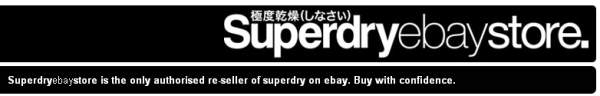 SuperDryStore Header