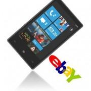 eBay mobile app for Windows phone 7