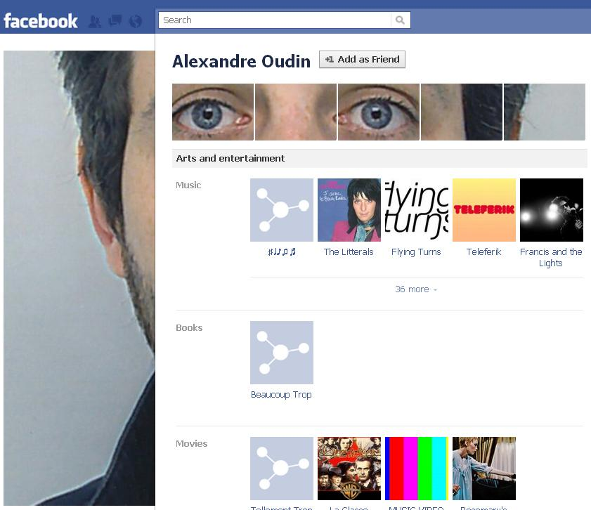 facebook-profile-page-Alexandre-Oudin