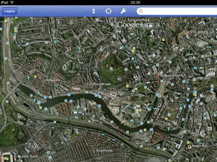 ipad-google-earth