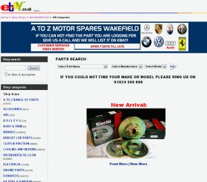 AZCARPARTSUK-ebay-shop