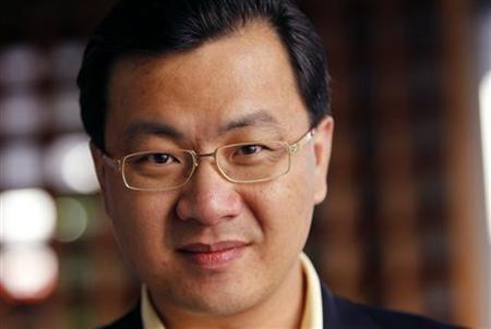 David Wei Alibaba.com
