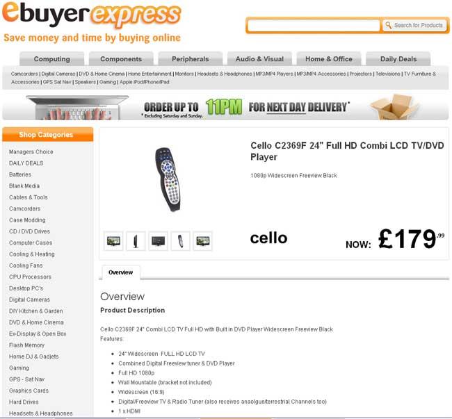 New eBuyerExpress eBay Template