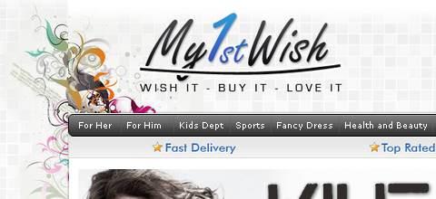 My1stWish Multi eBay Shop & Listing Template Design