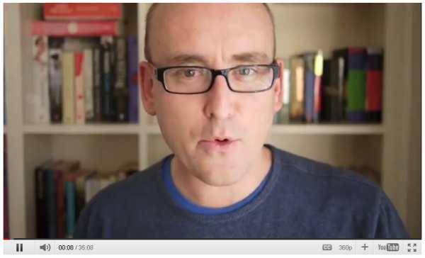 Darren Rowse. ProBlogger.net