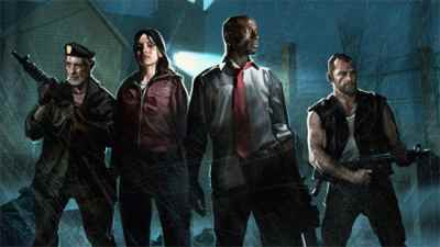 Left 4 Dead Characters