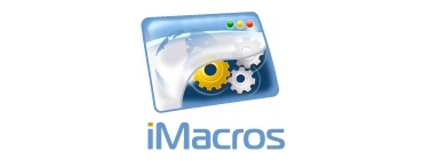 iMacros - The Last Drop of Ink