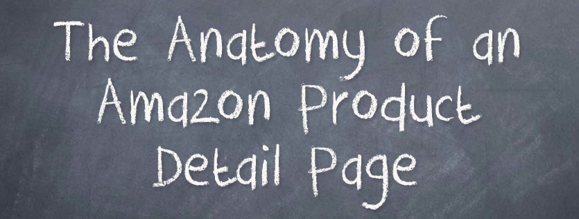 What is an Amazon Product Detail Page?