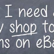 Do I need an eBay shop to list items on eBay?