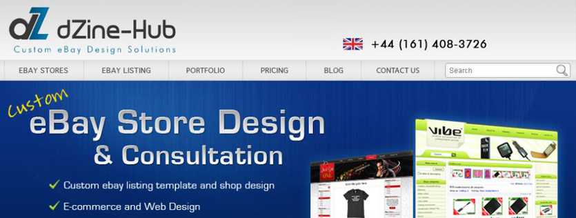 Questions Answered by Dzine-Hub - A Professional eBay Design