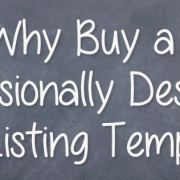 Why Buy a Professionally Designed eBay Listing Template? Part 1