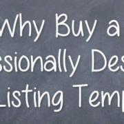 Why Buy a Professionally Designed eBay Listing Template? Part 2