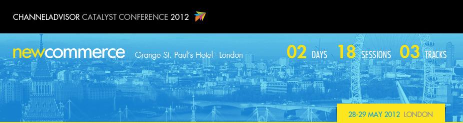 ChannelAdvisor Catalyst 2012
