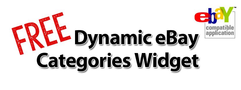 dynamic-ebay-category-widget