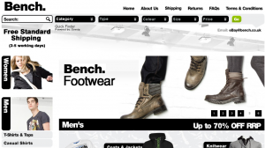 bench_outlet Redesigned By Pentagon Interactive