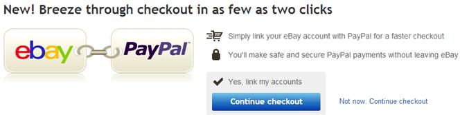 Linked eBay Accounts