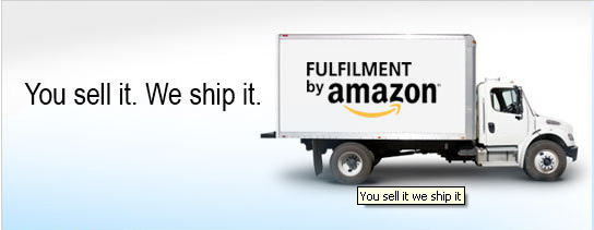 Fulfilment By Amazon - FBA