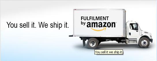 Fulfilment By Amazon - FBA