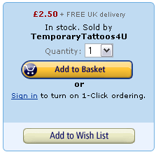 Amazon Buy Box One Marketplace Seller