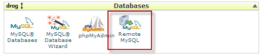 cPanel Allow Remote MySQL Connections