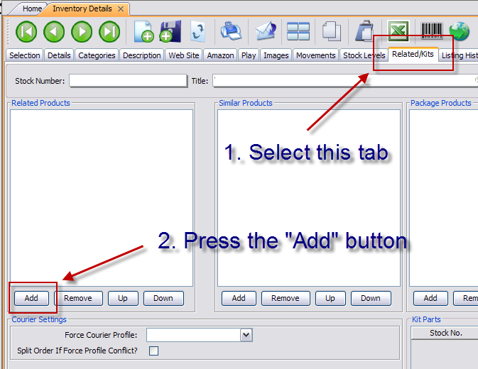 How to Add Related Products in eSellerPro