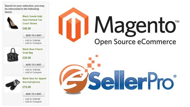 eSellerPro and Magento related products