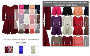 magento image swapping for variations