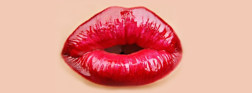red-lips