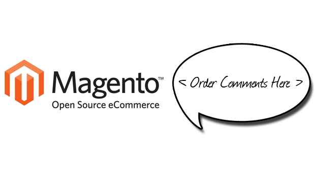 Magento Order Comments