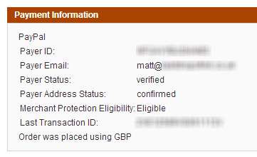 PayPal - Magento IPN Has Worked