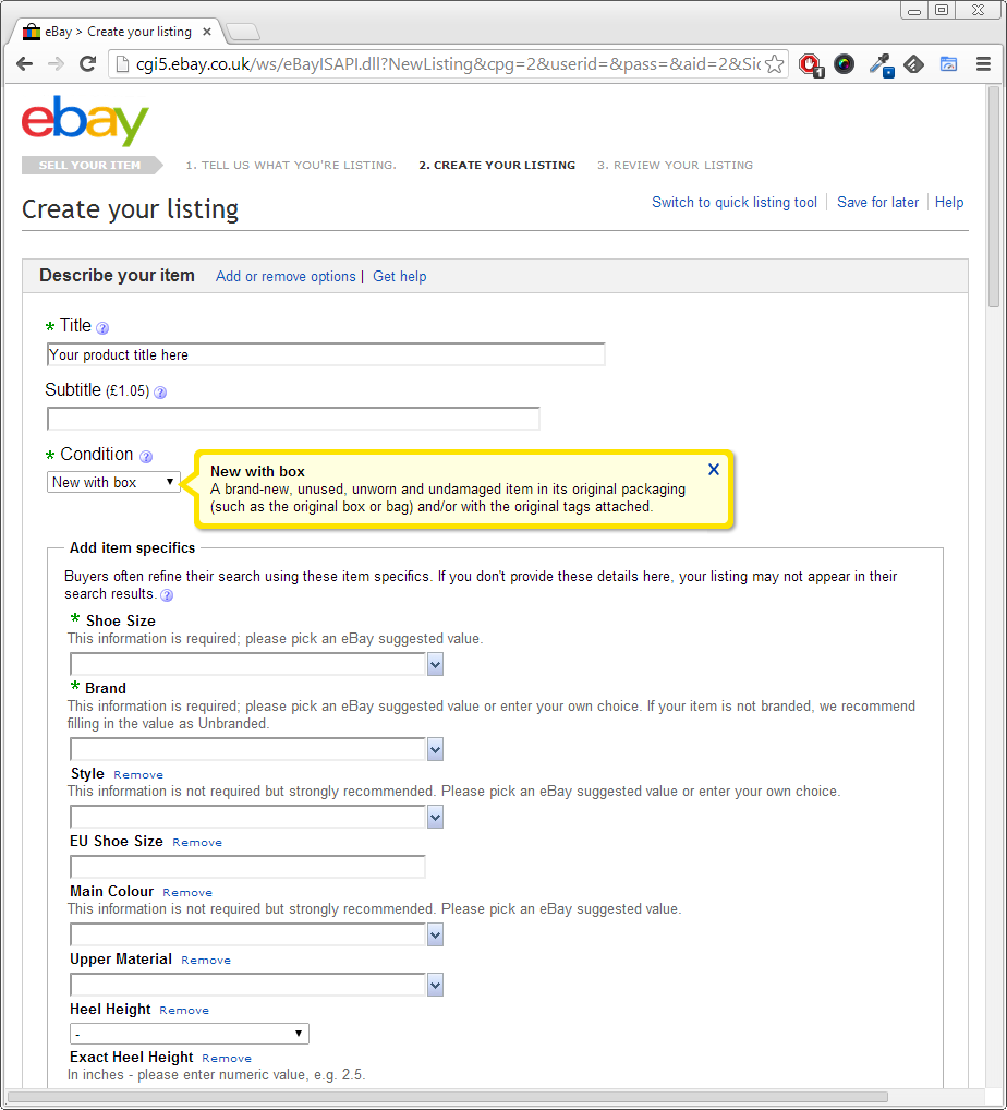 Why does multichannel software cost so much for How much does it cost to list on ebay motors
