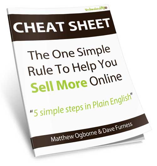 Sell more online Cheat Sheet
