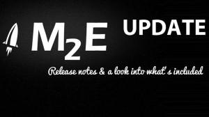 M2E Pro Release Notes