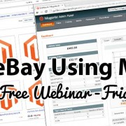 Sell on eBay Using Magento Webinar