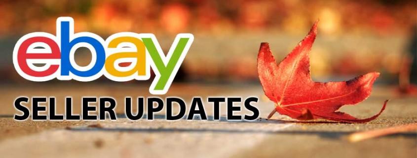 eBay Seller Updates 2014