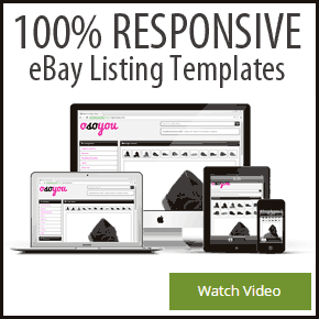 Responsive eBay Listing Templates