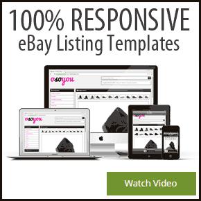 Responsive eBay Listing Templates