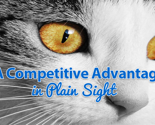 A Competitive Advantage for eBay & Amazon in Plain Sight