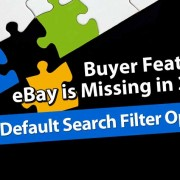 Buyer Features that are Missing from eBay in 2016