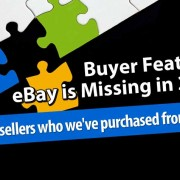 I've Purchased From You Before - 3/5 Buyer Features eBay Is Missing in 2016