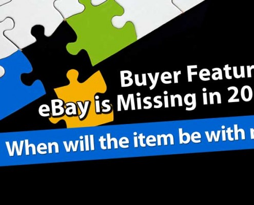 eBays Missing Buyer Features