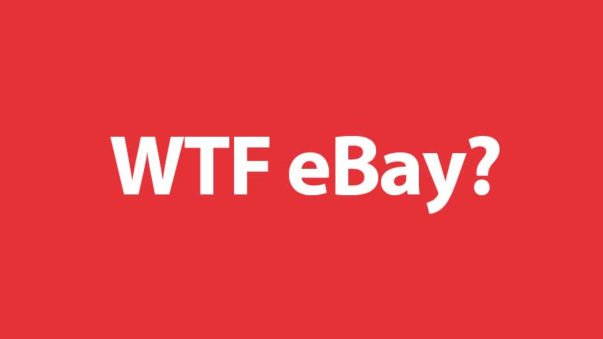 WTF eBay