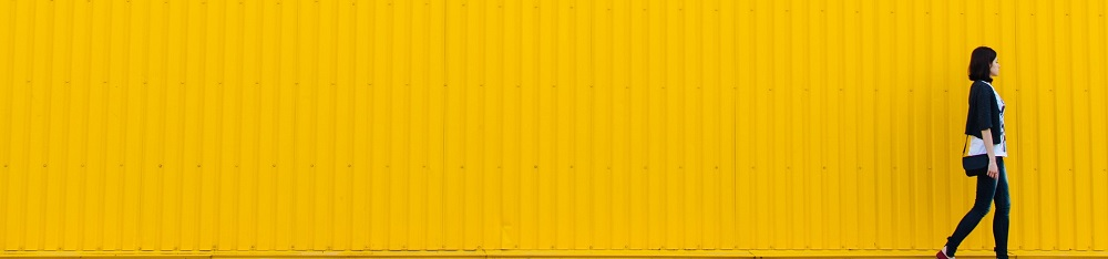 yellow-wall