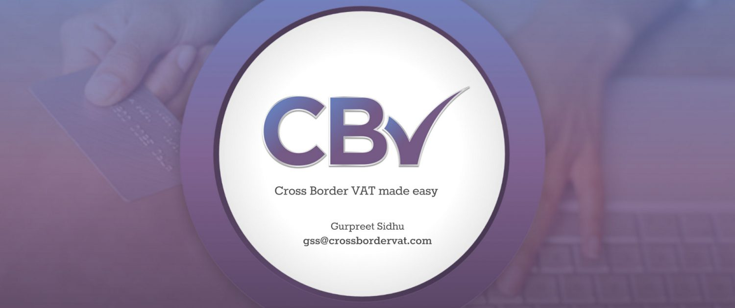 Introducing Cross Border VAT