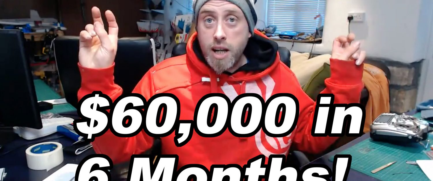 A New Marketplace that is Plain Sight? +$60,000 in 6 Months!